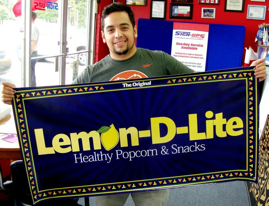 Lemon Delight Banner