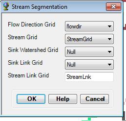 commande stream segmentation