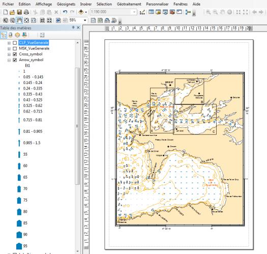 document arcmap à migrer vers arcgis pro