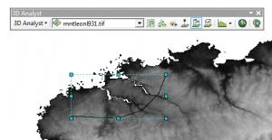 How to create terrain profiles in ArcGis or QGis   Blog GIS