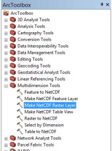 Install Netcdf