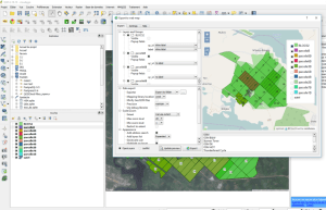 How to export your QGis project to an html page in two clicks: the