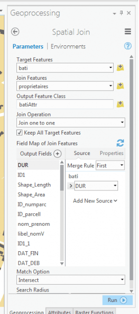Arcmap Adding Attributes