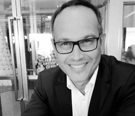 Stéphane Cardot, directeur de Quantum
