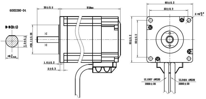 Closed-Loop Motor AND DRIVER