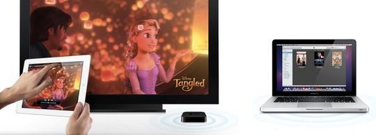 Sihirli elma jailbreak apple tv airplay air video streaming
