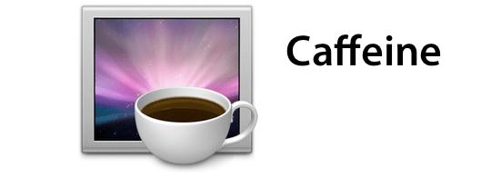 Sihirli elma caffeine banner