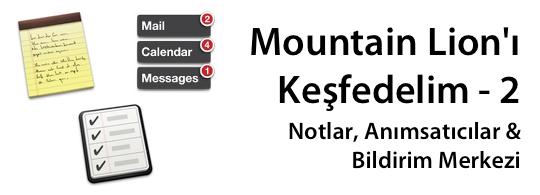 Mountain lion notlar animsaticilar bildirim merkezi banner
