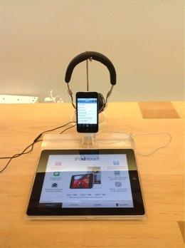 Sihirli elma apple store deneyimi ipod touch