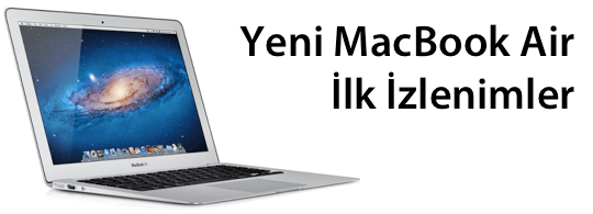 Sihirli elma yeni macbook air ilk izlenimler banner