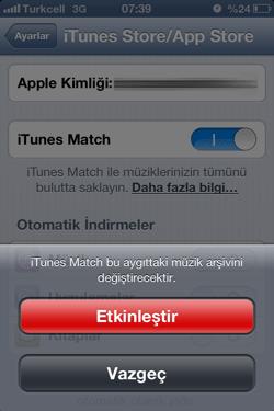 Sihirli elma itunes match nedir nasil kullanilir 18