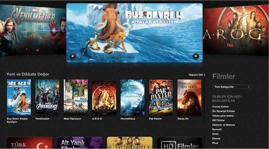 sihirli elma itunes store turkiye acildi 15a iTunes Store Türkiye sonunda açıldı! :)