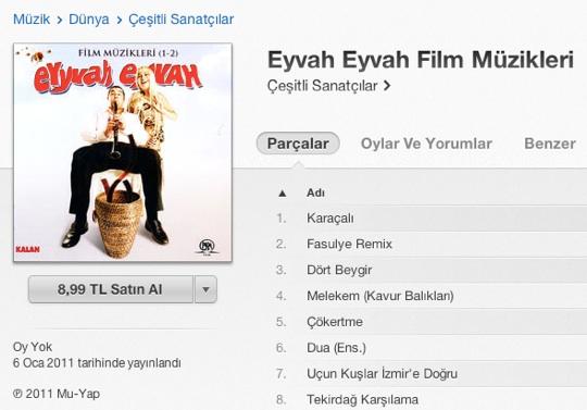 sihirli elma itunes store turkiye acildi 22 iTunes Store Türkiye sonunda açıldı! :)