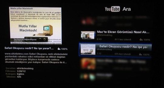 Sihirli elma apple tv yazilim 5 2 4