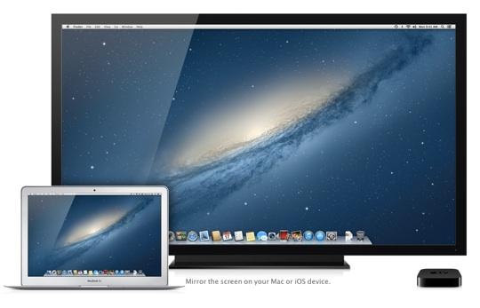 Sihirli elma mac projektor 9