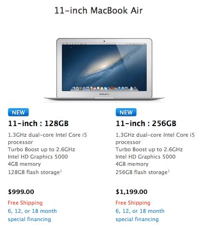 wwdc 2013 ozet macbook air 11 WWDC 2013 Özet II: MacBook Air, Mac Pro ve diğerleri