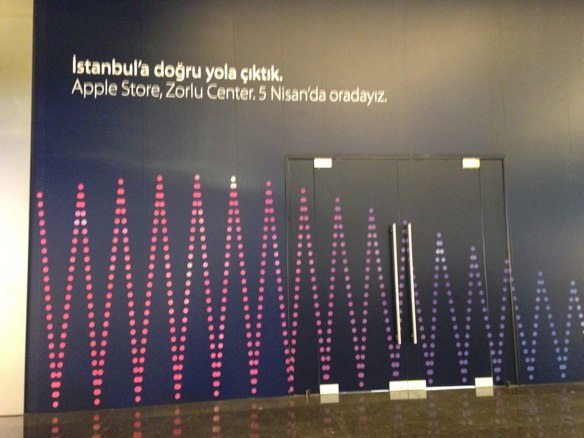Sihirli elma apple store turkiye zorlu center 13