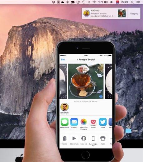 Wwdc2014 Apple Annuncia Ios8 E Os X Yosemite: OS X Yosemite Ile Gelen 5 Yeni özellik!