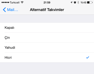 Sihirli elma iphone mac alternatif takvim hicri 4