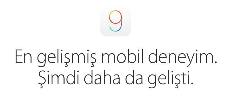 sihirli elma ios 9 hazirlik hero4 iPhone ve iPad için iOS 9 Yayınlandı!