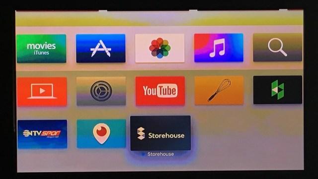 Sihirli elma yeni apple tv 14