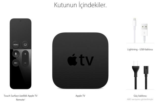 Sihirli elma yeni apple tv 5