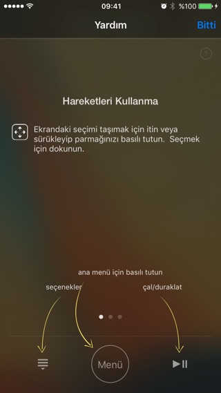 Sihirli elma remote apple tv 5b