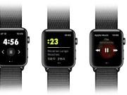 Apple Watch Nike Training Club