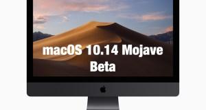 macOS 10.14 Mojave Beta