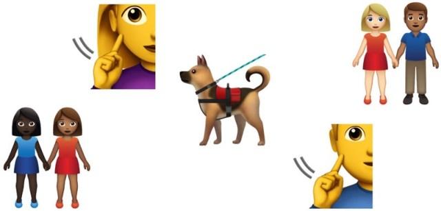 Unicode 12 Emojileri