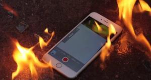 iPhone 6 Patlama