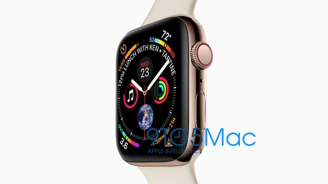 Apple Watch Series 4 Kadran