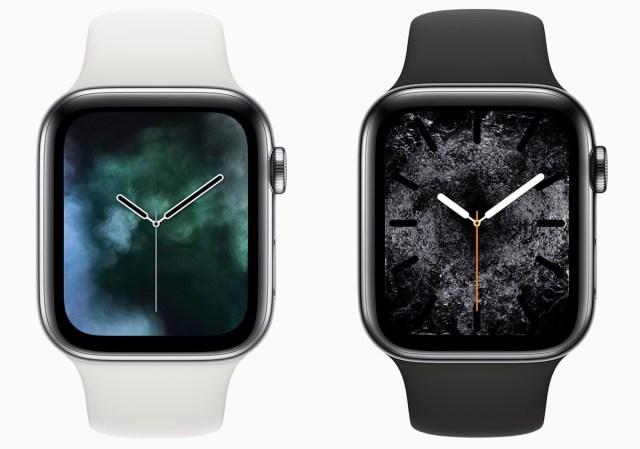 Apple Watch Series 4 Saat Yüzleri