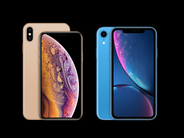 iPhone XS, iPhone XS Max ve iPhone XR eSIM