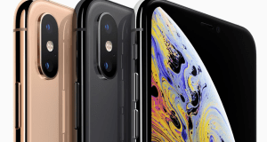 iPhone XS ve Apple Watch Series 4