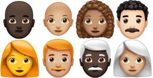 iOS 12.1 Emoji'leri - 5