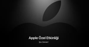 Apple Şov Zamanı! Etkinliği