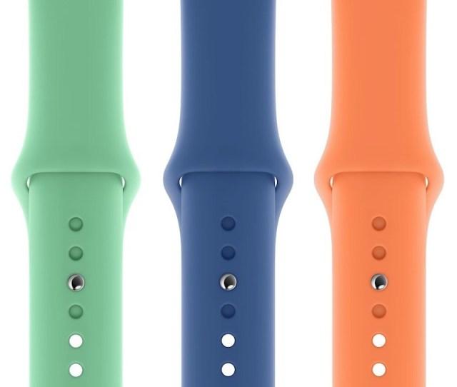 Apple Watch için Spor Kordon
