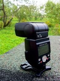 Nikoni välk SB-800 tagantoolt