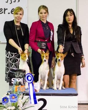 Breeder BIS, 2nd place