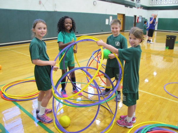 Physical Education - St. Isaac Jogues School