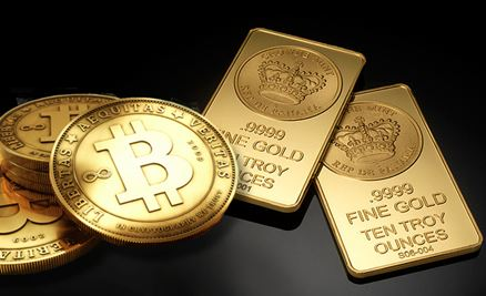 Bitcoin as gold