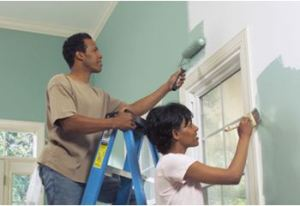 DIY _interior painting