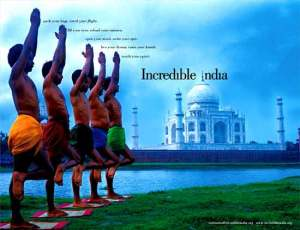 incredible India országimázs