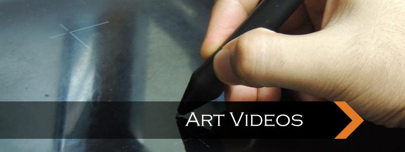 Art Videos, Painting Videos, Art Tutorials, Sikh Art, Hindu Art