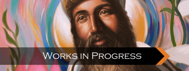 Works in Progress, Sikh Art, Sikhi Art, Sikh Paintings, Punjab Paintings, Punjab Art, Golden Temple Painting, Punjabi Paintings for Sale