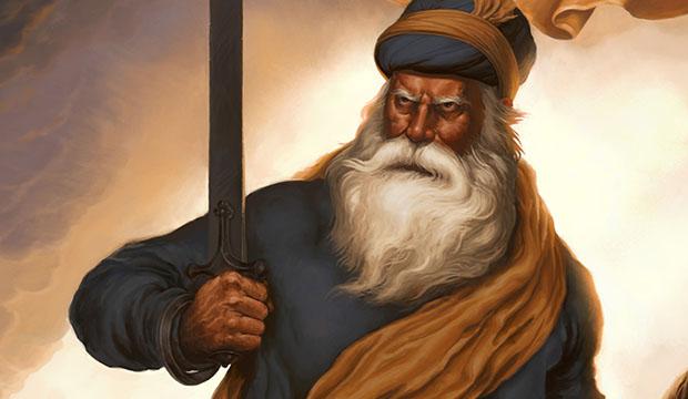 Featured Post Prints of Bhai Baba Deep Singh ji, Shaheed, Sikh Saints, Sikh Art, Sikh Photo, Punjab Paintings, Bhagat Singh Bedi