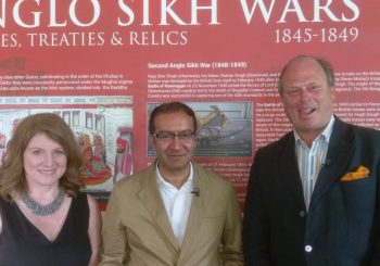 Anglo SIkh Wars on the popular BBC Antiques Roadtrip