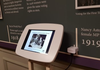 Sophia Duleep Singh featured in new Suffragette Exhibition