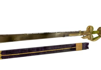 Rare Sikh Maharajah's Sword recreated in 3d